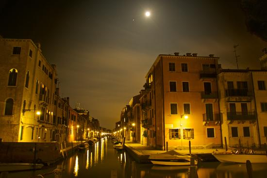 Venezia di notte (397 clic)