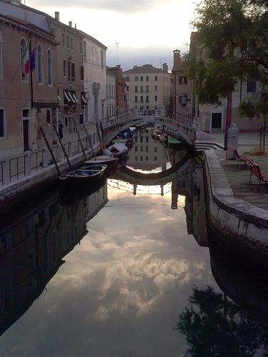 Riflessi - Venezia (1223 clic)