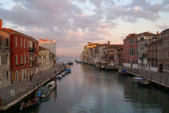 L' Alba di una mattina veneziana (953 clic)