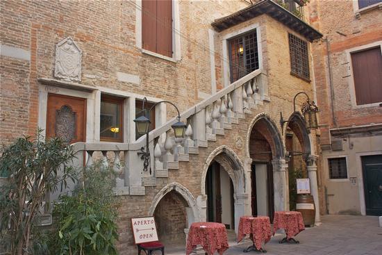 tipico ristorante veneziano (429 clic)