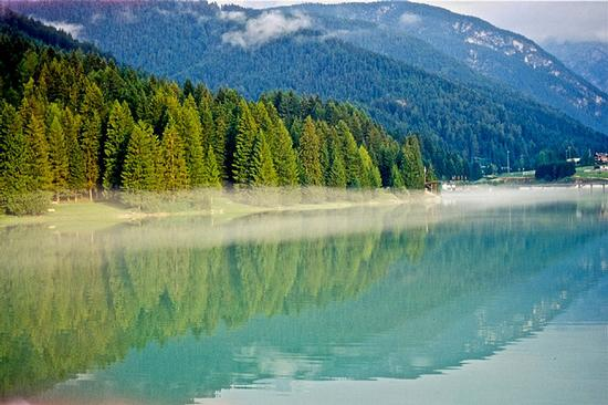 Auronzo lago (bl) (1080 clic)