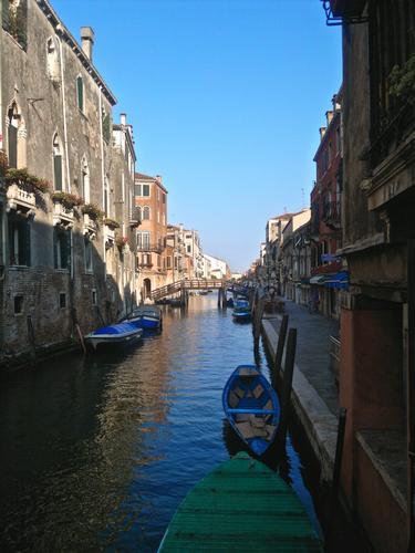 venezia tipico canale  (525 clic)