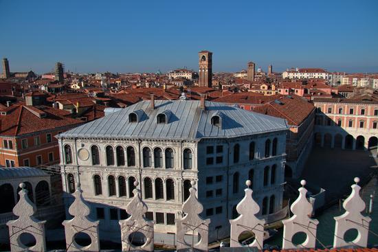 Veduta panoramica di Venezia  (490 clic)