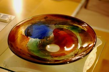 piatto vetreria navagero murano (635 clic)