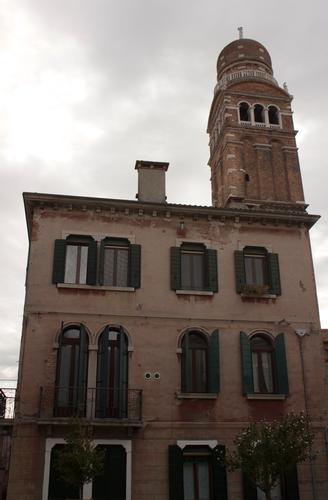 Venezia casa con campanile come attico!!!! (867 clic)