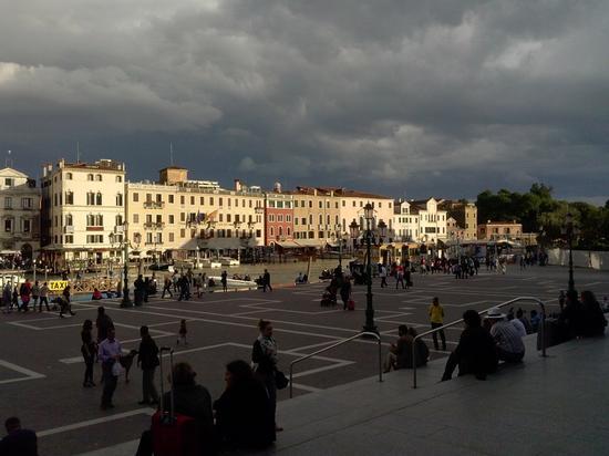 Il Cielo Di Venezia (502 clic)