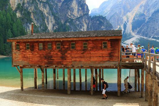 Lago di braies (231 clic)