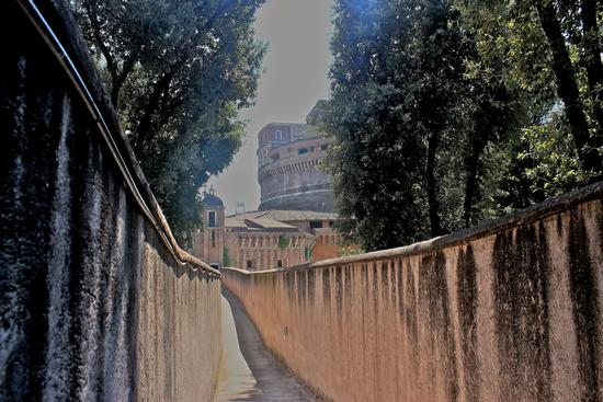 come e' lunga la via - Roma (1457 clic)