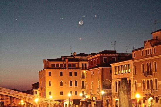 le prime luci dell' alba - Venezia (2880 clic)