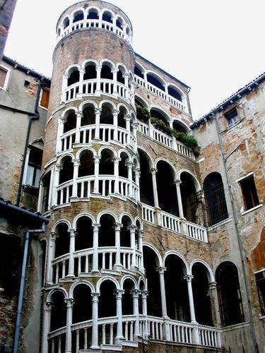 scala contarini al bovolo - Venezia (2912 clic)