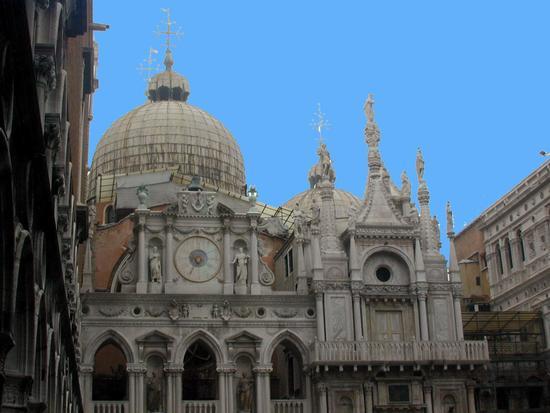 interno palazzo ducale  - Venezia (2255 clic)