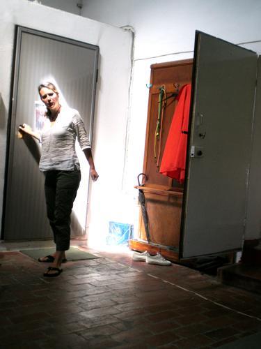 un ritratto di antonia walker nel 2010 - Ferrara (2395 clic)
