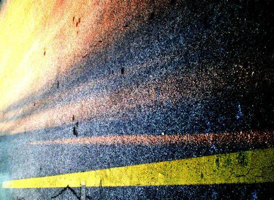 sull' asfalto - Palermo (3682 clic)