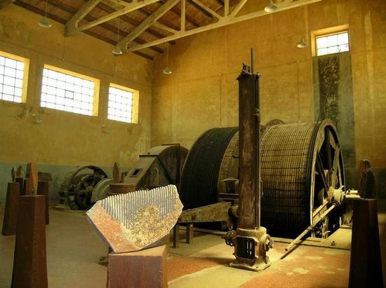 Museo del carbone - Carbonia (2726 clic)