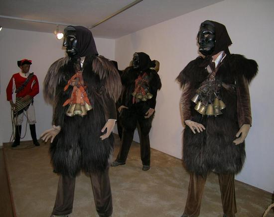 Museo del Costume sardo - Nuoro (4527 clic)