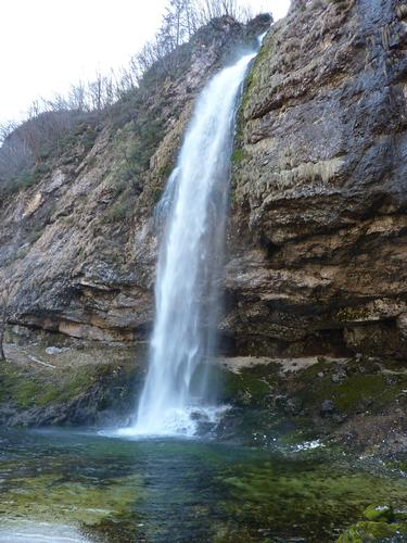 fontanone di goriuda in val raccolana - Sella nevea (3947 clic)