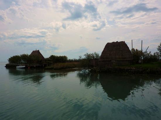 casoni della laguna di marano - Marano lagunare (3562 clic)