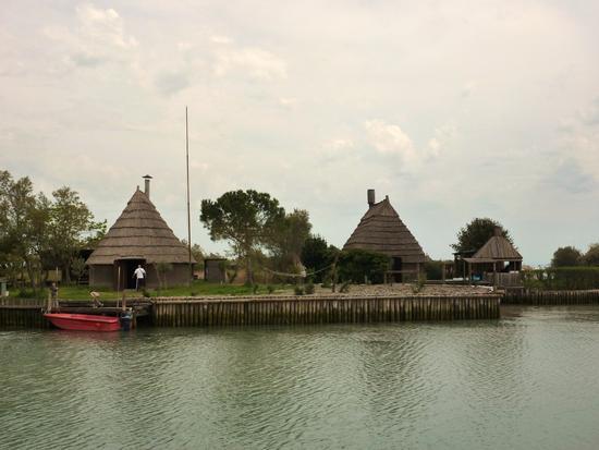 casoni della laguna di marano - Marano lagunare (4736 clic)