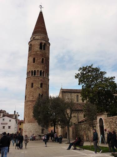 il campanile - Caorle (1380 clic)