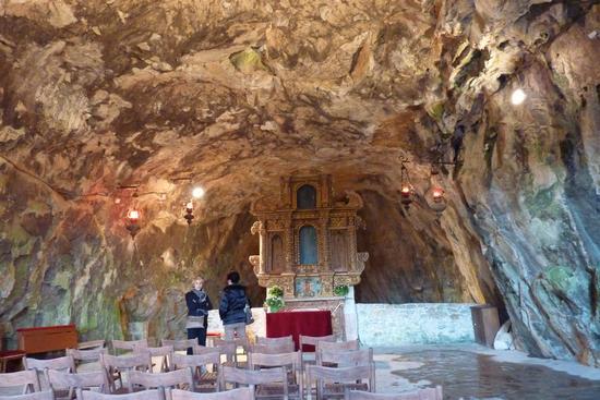 grotta di s. giovanni d'antro - Pulfero (2894 clic)
