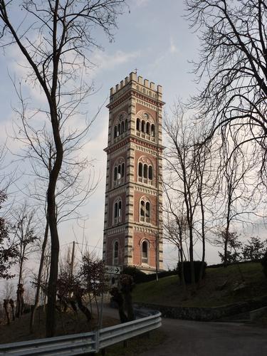 il campanile di cassacco (3990 clic)