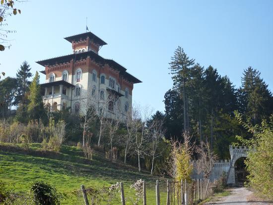 villa Moretti - Tarcento (2375 clic)