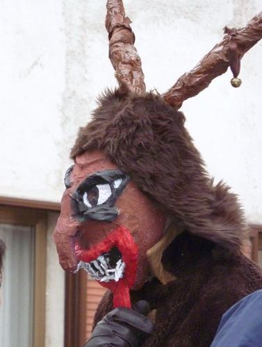 maschere brutte a san giorgio in val resia - Resiutta (2877 clic)