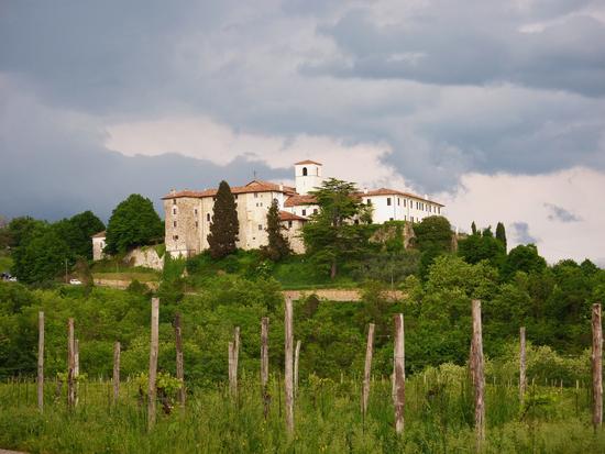 abbazia di rosazzo - Manzano (1334 clic)