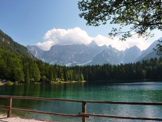fusine lago inferiore (2851 clic)