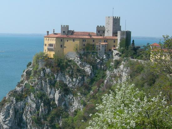 il castello - Duino (2454 clic)