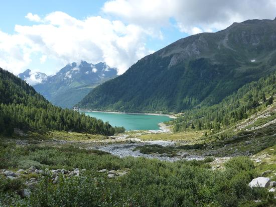 lago di neves - Valle aurina (2890 clic)