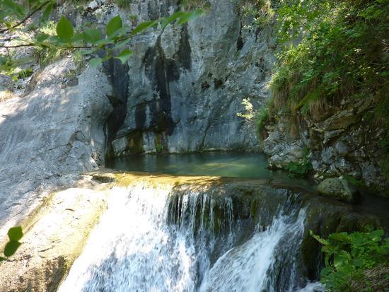 cascate orvenco - Artegna (4777 clic)