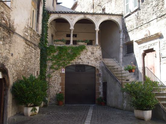 Palazzo Ducale - Popoli (3591 clic)