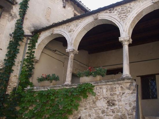 Palazzo Ducale - Popoli (2128 clic)