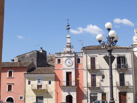 Torre civica - Popoli (2354 clic)