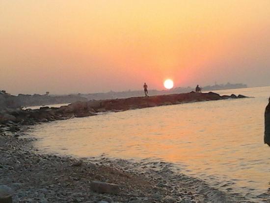 tramonto - Bisceglie (978 clic)
