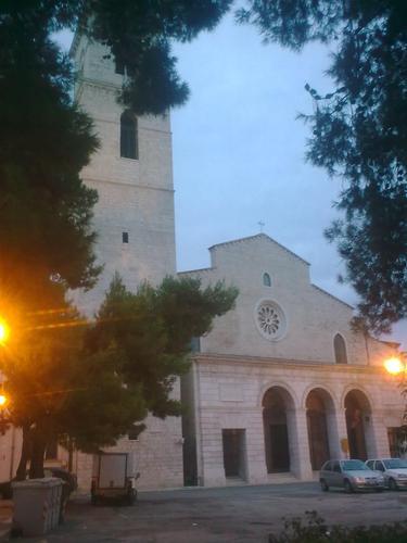 Andria:la cattedrale (2217 clic)