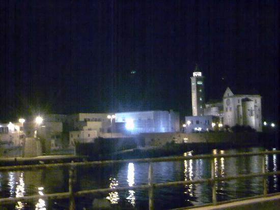 Trani:il porto di notte (3403 clic)