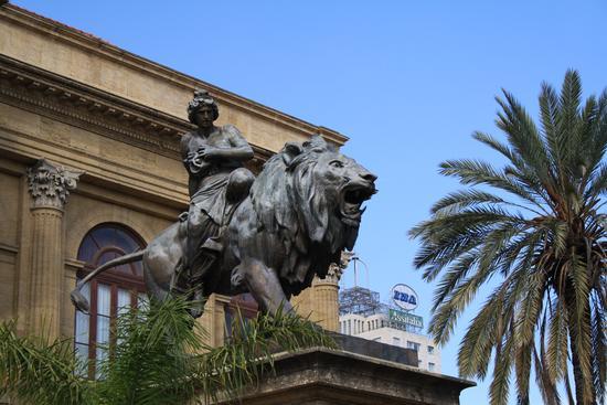 teatro massimo - Palermo (3128 clic)