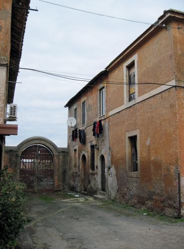scorcio del BORGHETTO DI PRATICA DI Mare  - Pomezia (2479 clic)