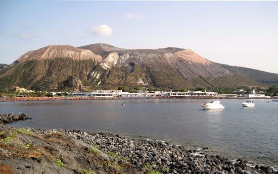 il monte vulcano - Eolie (3490 clic)