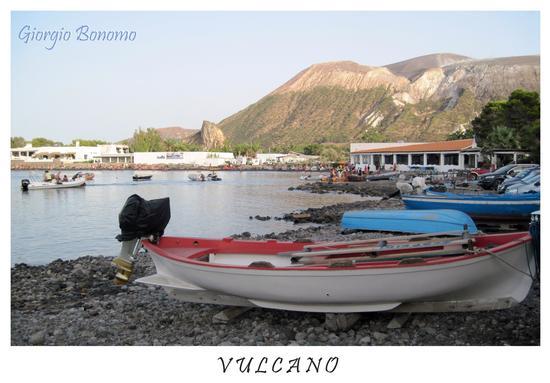 il monte vulcano - Eolie (2692 clic)