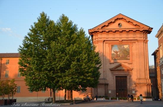 Piazza delle vittorie  - Reggio emilia (1198 clic)