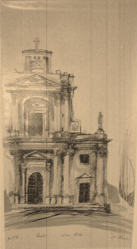chiesa madre come era - Rosolini (4528 clic)
