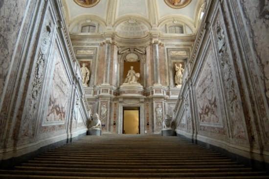 Palazzo Reale-Scalone d'Onore | CASERTA | Fotografia di Armando Gaglione