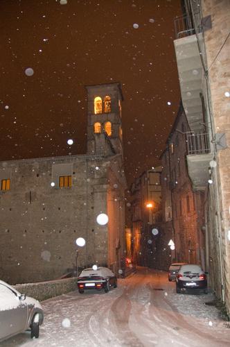 Monastero Santa Chiara.  - Rieti (2352 clic)