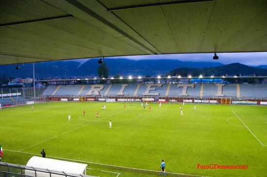 Stadi Centro Italia (Manlio Scopigno) - Rieti (2593 clic)