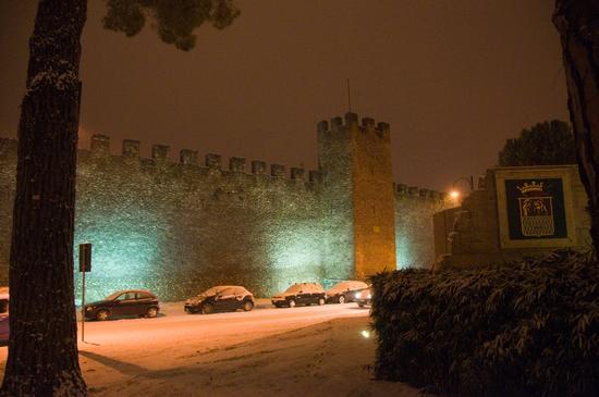 Mura Medioevali.  - Rieti (1256 clic)