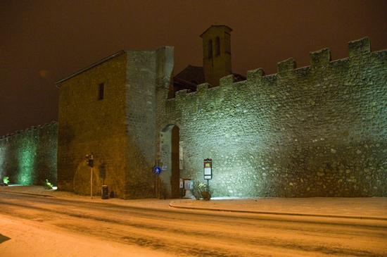 Mura Medioevali. - Rieti (1638 clic)