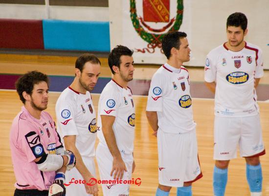 Calcio a 5, serie B. - Rieti (1272 clic)